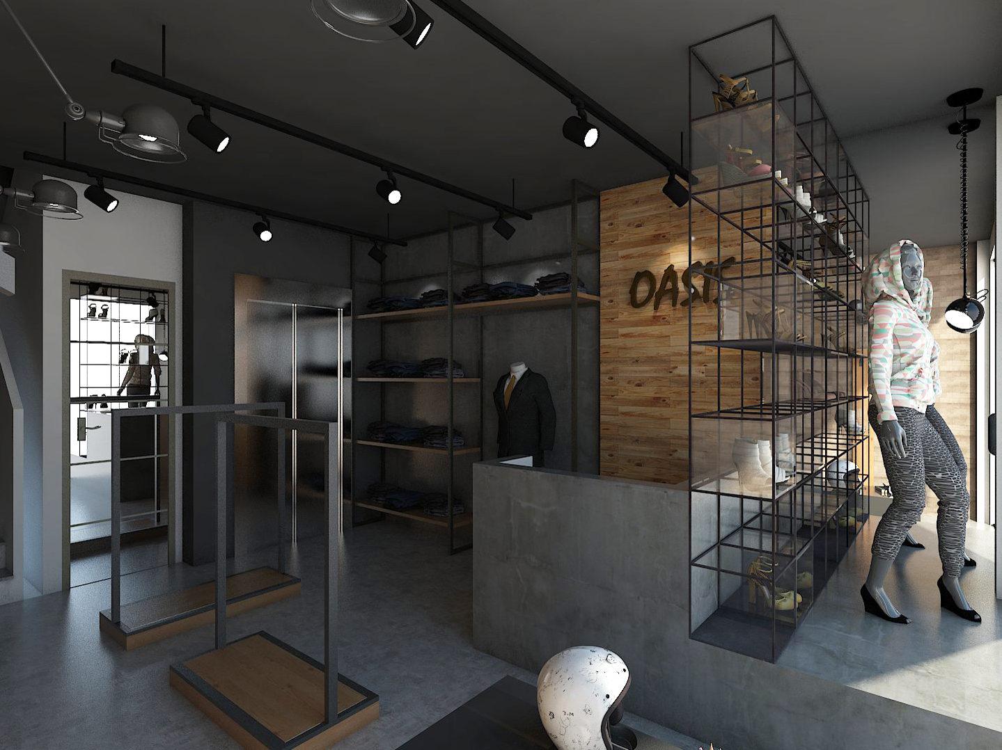 shop thời trang – quận 5